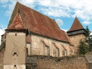 Biserica 2 turnuri